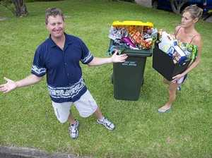 Extra recycling service over the silly season