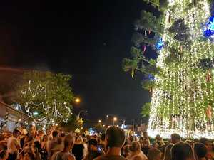 Cooroy lays it on at Christmas