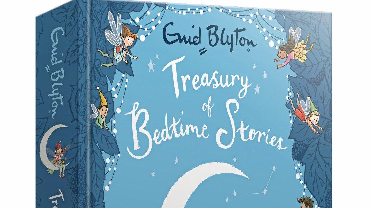 GRANDKIDS BOOK: A treasure trove of bedtime stories.