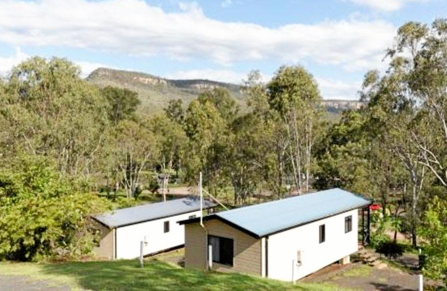 Cania Gorge Big 4 Caravan Park is on offer for any camping enthusiasts looking for a new business venture.