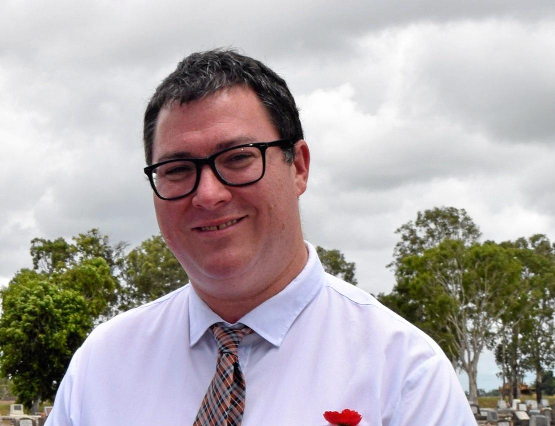 Member for Dawson George Christensen spoke about the fires in Federal Parliament today.