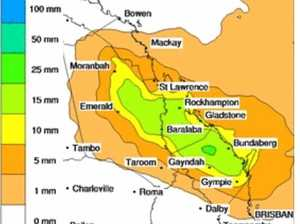 Warning cancelled for severe thunderstorms in Capricornia