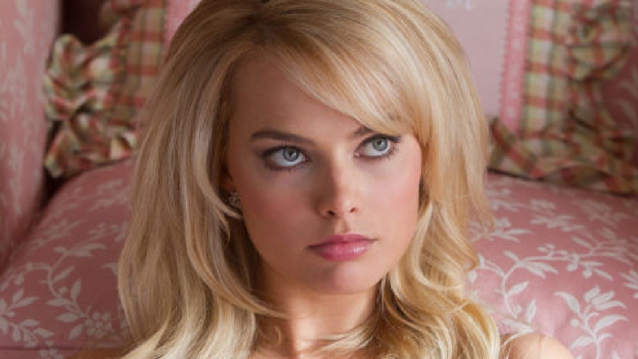 Margot Robbie has spilled on filming the raunchiest scene in Wolf of Wall Street.