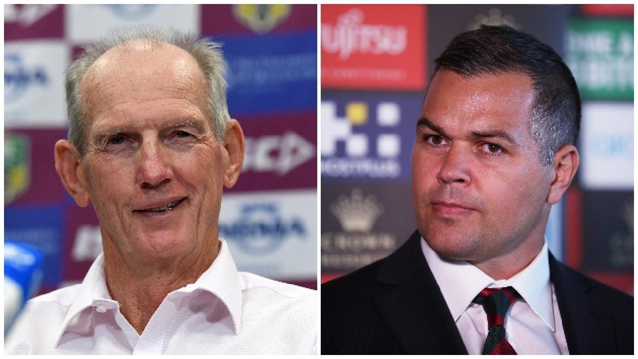 Wayne Bennett and Anthony Seibold have finally swapped jobs after months of turmoil.