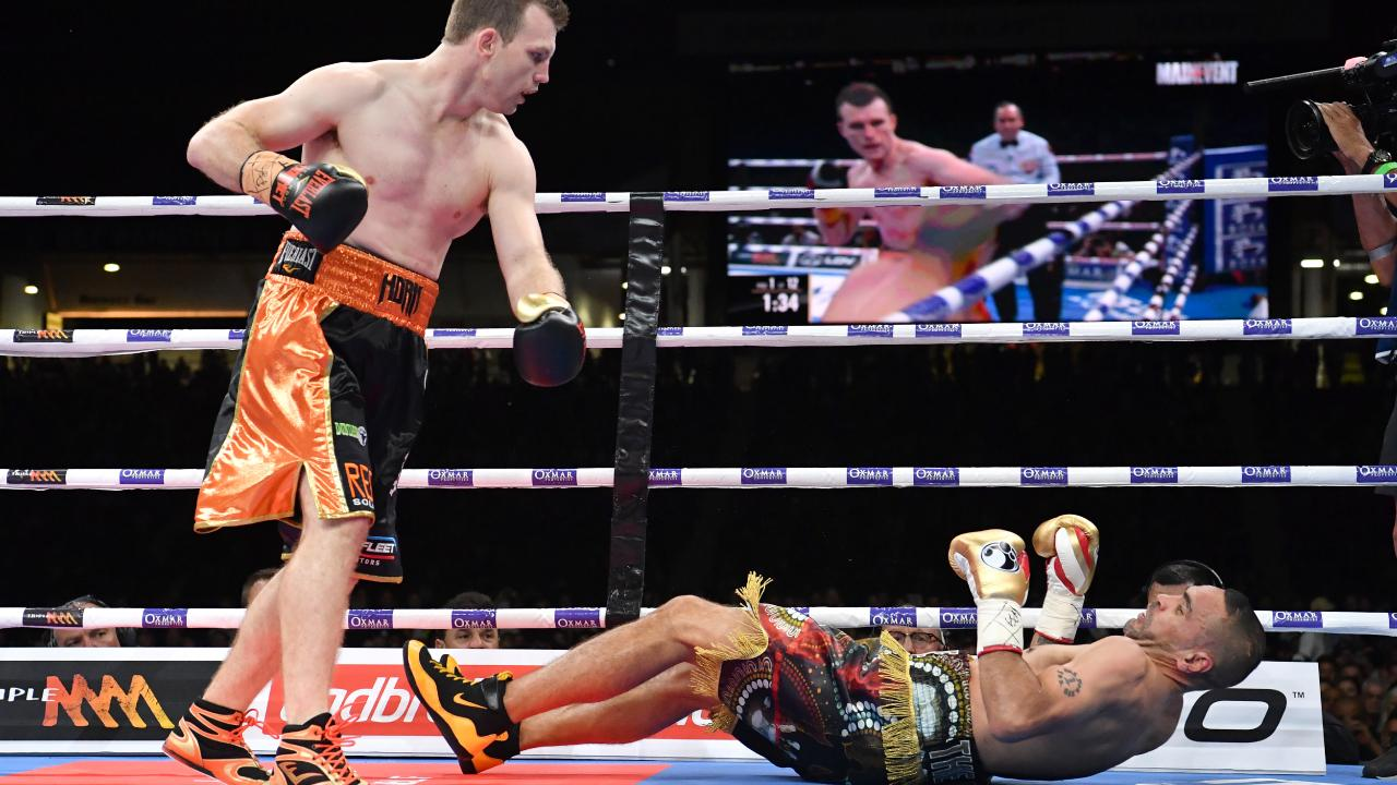 Jeff Horn has big shoes to fill.