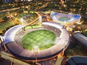 Why TV boss backs Berejiklian in stadium rebuild