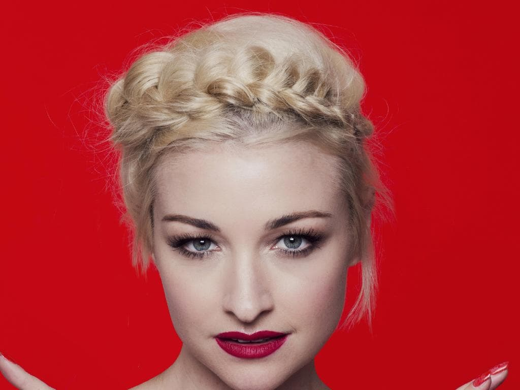 Kate Miller-Heidke will be at the Eurovision sing off too. Picture: Supplied.