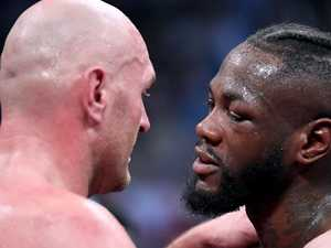Why Fury didn't slam boxing robbery
