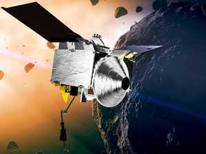 Aussies a vital link for asteroid landing