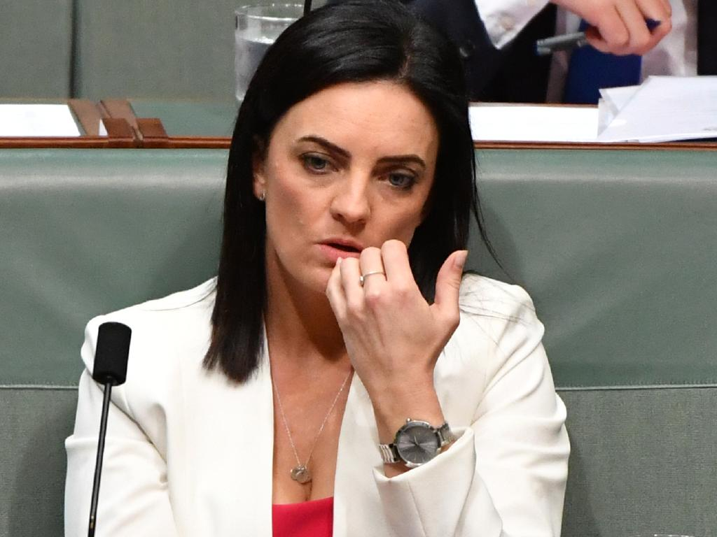 Emma Husar has fallen under fire over bullying accusations for months. Picture: AAP/Mick Tsikas
