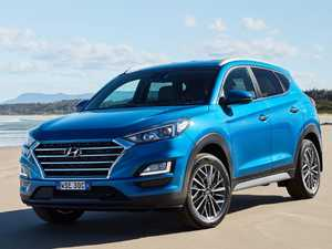 Hyundai's refreshed Tucson SUV fills family all-rounder bill