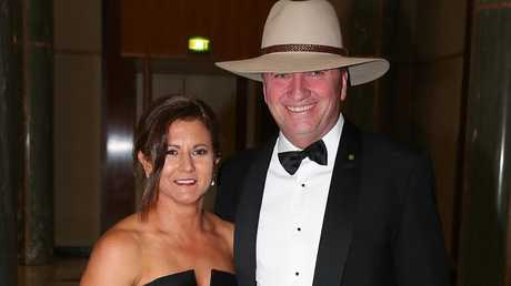 Joyce is divorcing wife of 25 years Natalie. Picture: Ray Strange