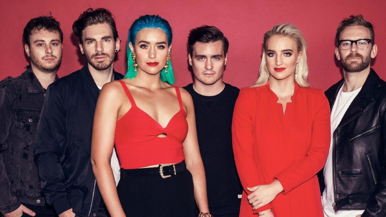 Sheppard will also be vying for a spot at Eurovision. Picture: Supplied.