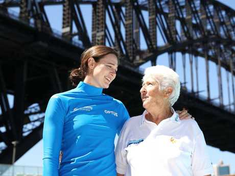 Cate Campbell and Dawn Fraser are united in their opposition of FINA's threat to ban swimmers from Tokyo if they join a new professional league offering prizemoney to competitors.