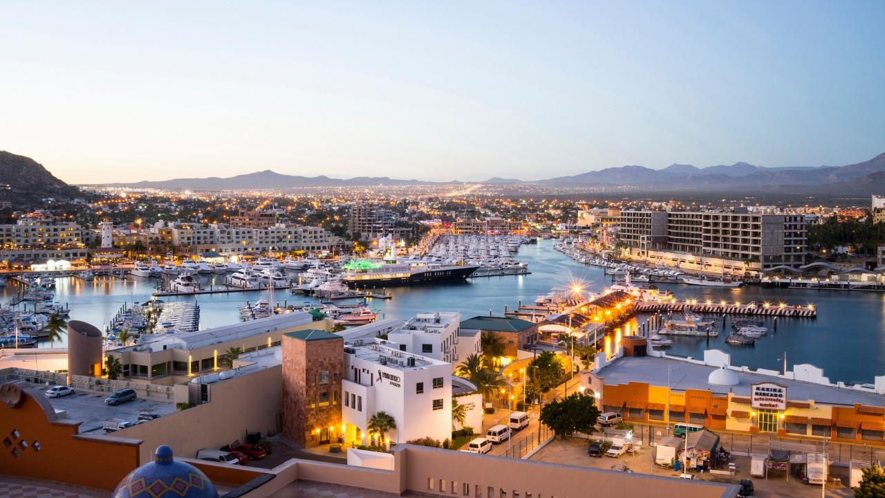 The wedding will be held at a luxurious resort in Cabo San Lucas.