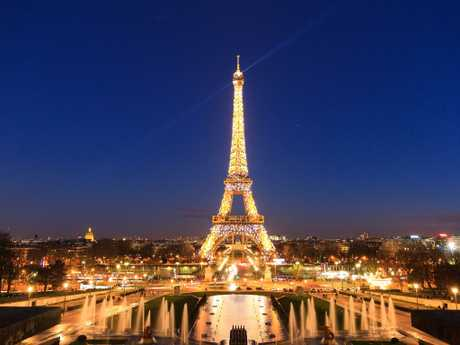 If you've been to Paris, you definitely have a photo very similar to this. Picture: iStock