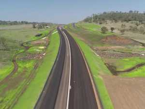 WATCH: New drone shows Second Range Crossing construction