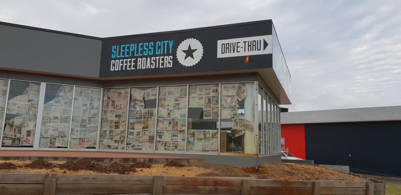 Drive Through Coffee Shop Close To Opening Second Store Morning Bulletin