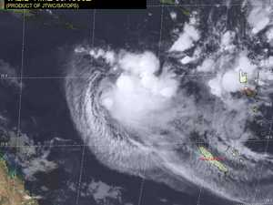 UPDATE: Tropical Cyclone Owen downgraded