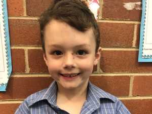 William McCarthy- Copson , 6, Clarence Valley
