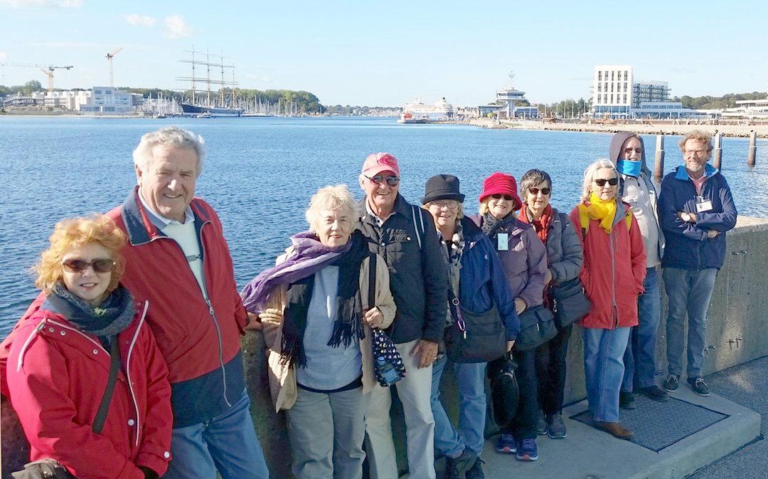 FANTASTIC FRIENDSHIPS: Friendship Force Gold Coast members, visit Travemunde, Germany.