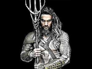 Under the armour: Momoa plumbs new depths as Aquaman