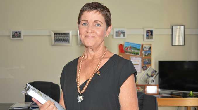 LVRC Mayor Tanya Milligan.
