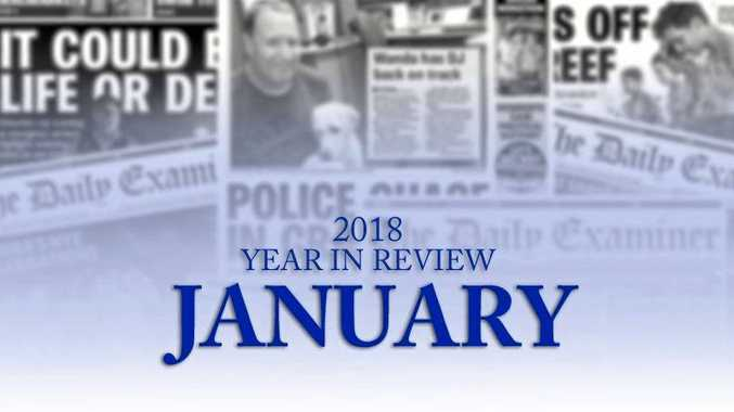 Year in Review: January
