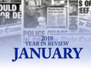 Year in Review: Biggest stories of January