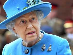 'Saddened': The Queen sends a message to Queenslanders