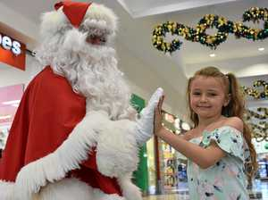 Santa reveals wackiest requests from Gympie youngsters