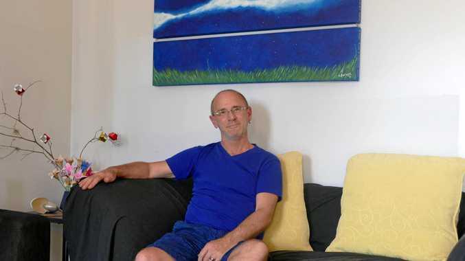 Scott Butler, 56, never expected to find himself homeless.