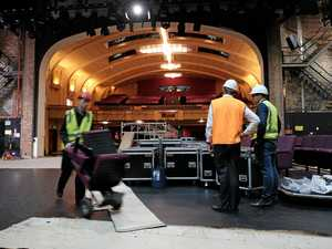 $6 million works transform theatre into hive of activity