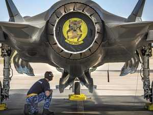Australia's first F-35A stealth jets head for RAAF Amberley