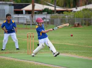Cricket fever heats up