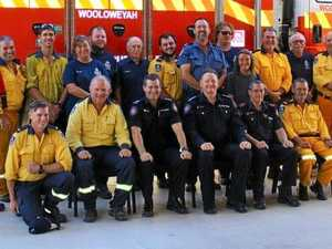 Strike team helps contain Burnett fires