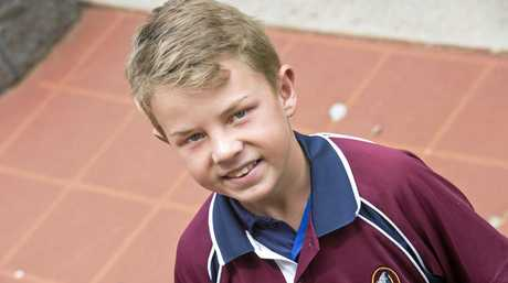 Cooper Webster has been named in the 10-12 years Queensland Schools Cricket team which will contest the national championships in Bunbury, Western Australia. Tuesday, 4th Dec, 2018.