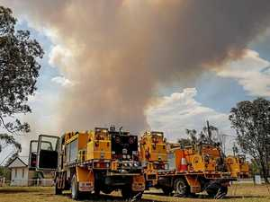 Karara bushfire remains contained with crews monitoring