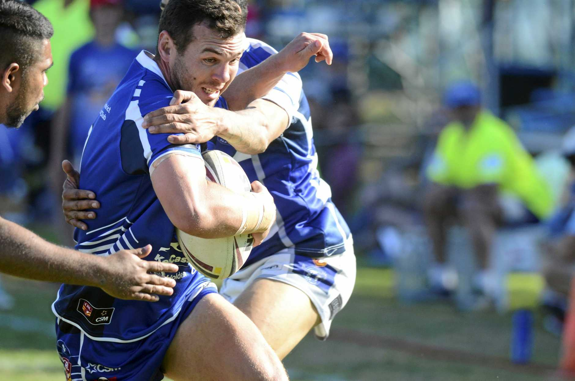 FULL PACKAGE: Grafton Ghosts hooker Todd Cameron is the latest to be locked in for the blue and whites next season.