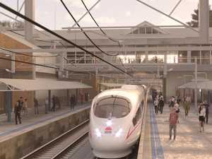 High speed train project may cost $100bn