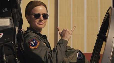 Captain Marvel is the latest edition to the Marvel universe of superheroes