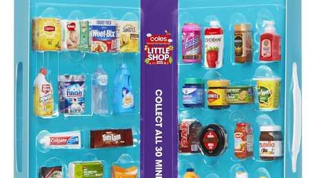 Coles' Little Shop campaign got the Pester Power award.