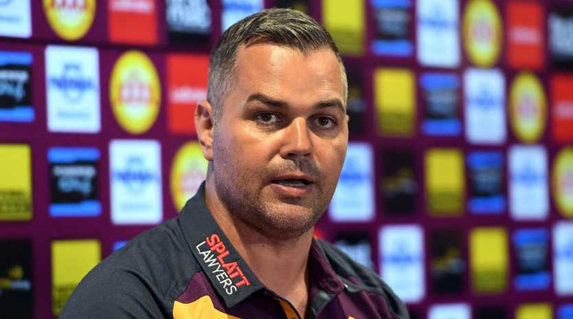 Anthony Seibold has welcomed the pressure from former Broncos' greats.