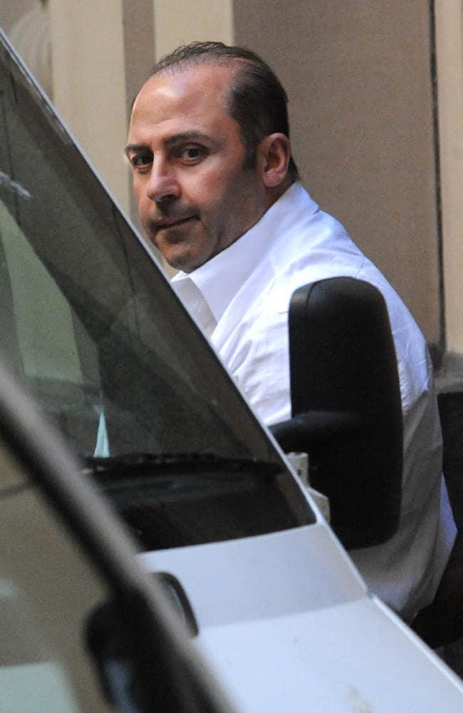 Underworld figure Tony Mokbel is appealing his sentence. Picture: Julian Smith/AAP