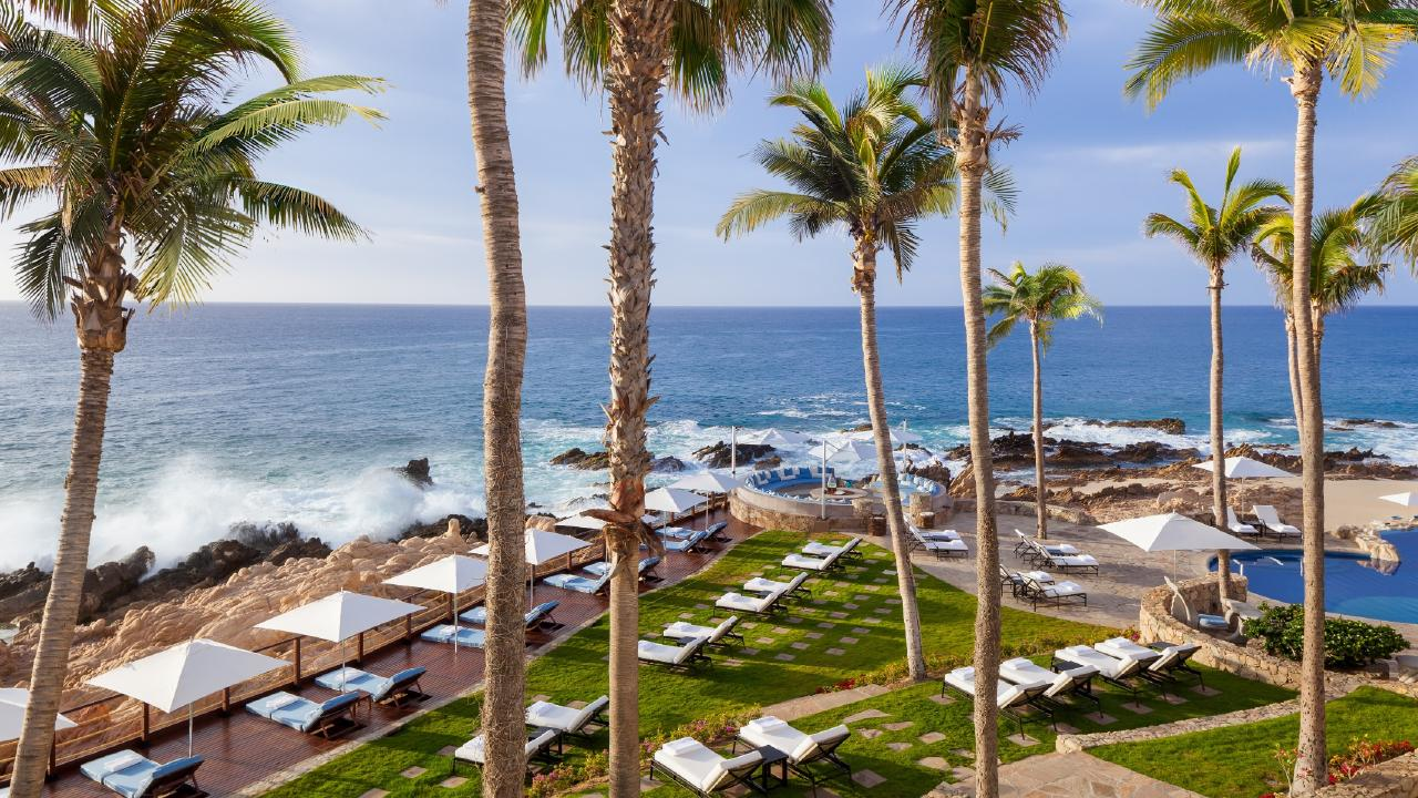 The wedding will be held at One & Only Palmilla Resort in San Jose del Cabo this weekend.