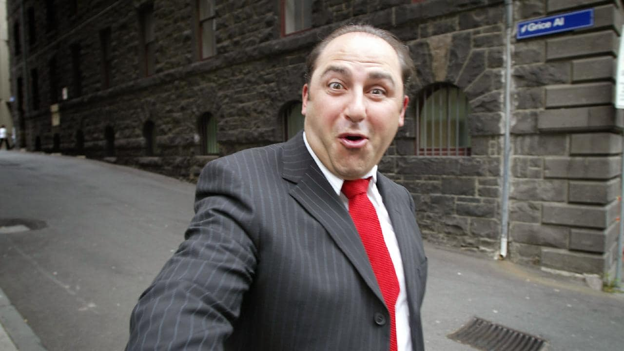 A who's who of Melbourne's underworld were at a birthday bash for Tony Mokbel's drug cook.