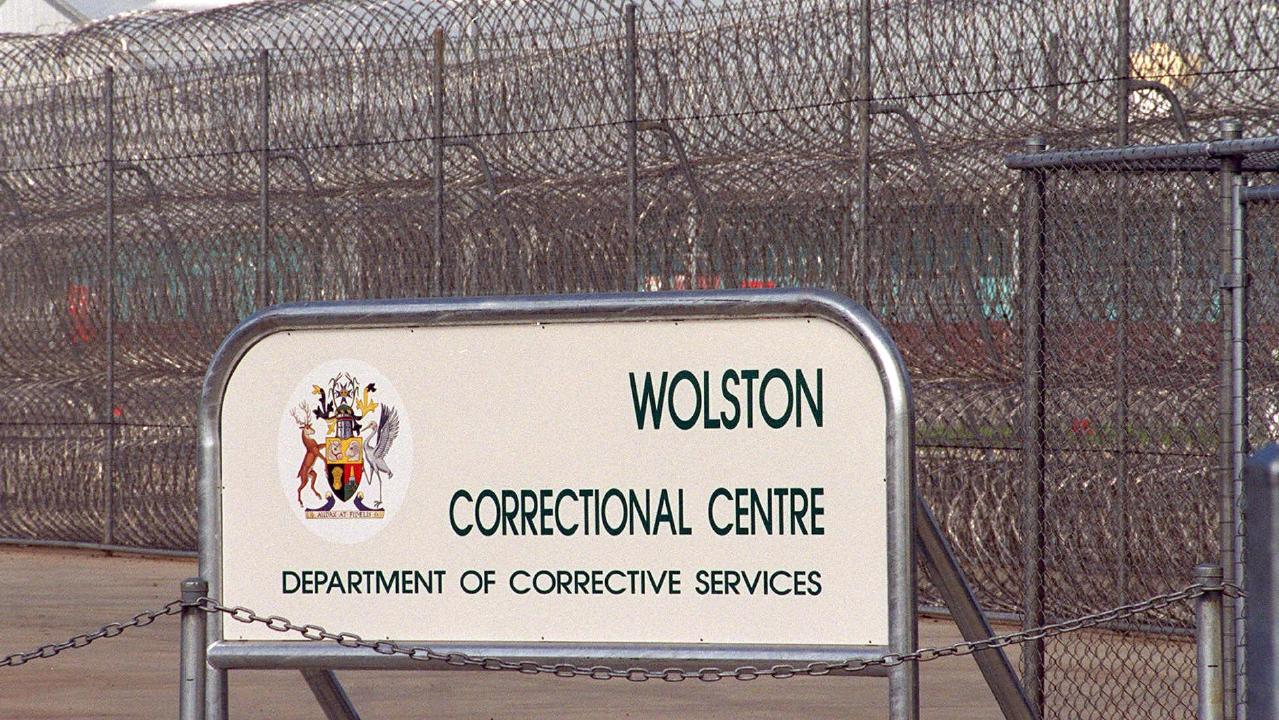 Wolston Correctional Centre at Wacol, Queensland.
