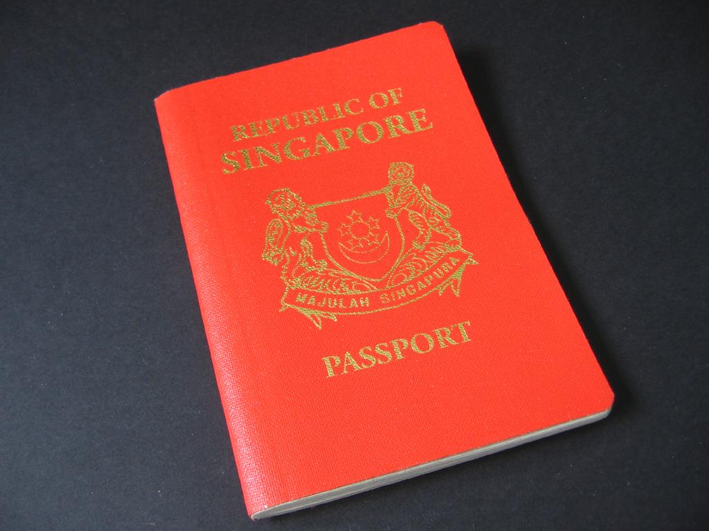 Singapore's passport is no longer the most powerful passport in the world.