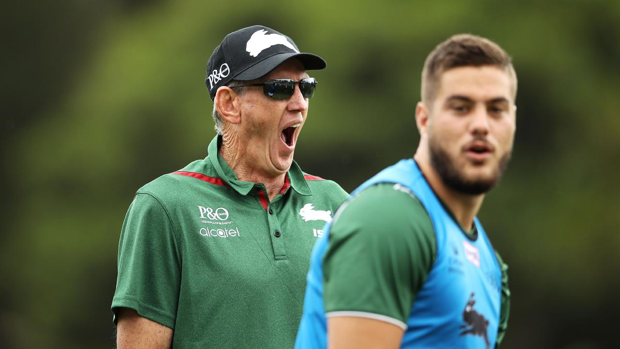 Bennett will coach South Sydney for the next three years at least. Photo by Mark Kolbe/Getty Images.