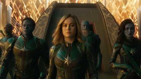 Brie Larson stars in the title role